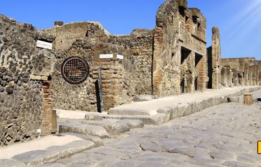 Escape Games Ancient Pompeii - screenshot