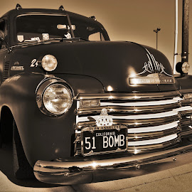 by Benito Flores Jr - Transportation Automobiles