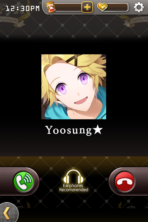 Mystic Messenger Screenshot 3