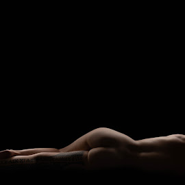 Bodyscape with tattoo by André Odermatt - Nudes & Boudoir Artistic Nude ( tattoo, bodyscape, nude )