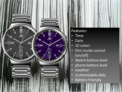 Time Watch Face- screenshot thumbnail