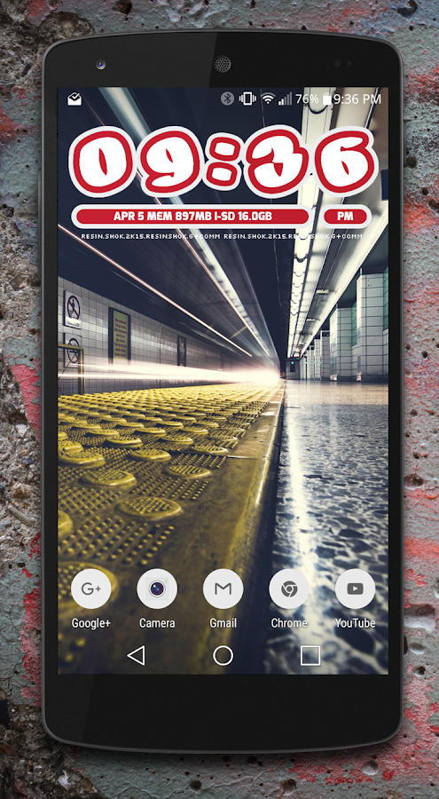 Funk Zooper widget pack Screenshot 2