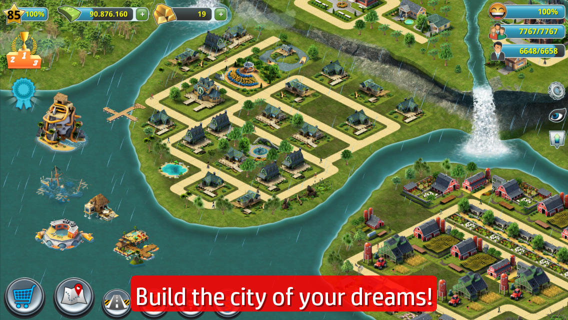 City Island 3 - Building Sim Screenshot 2