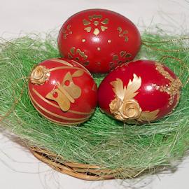 easter eggs by LADOCKi Elvira - Public Holidays Easter ( easter )