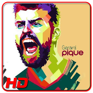 Download Gerard Piqué Wallpaper HD for PC