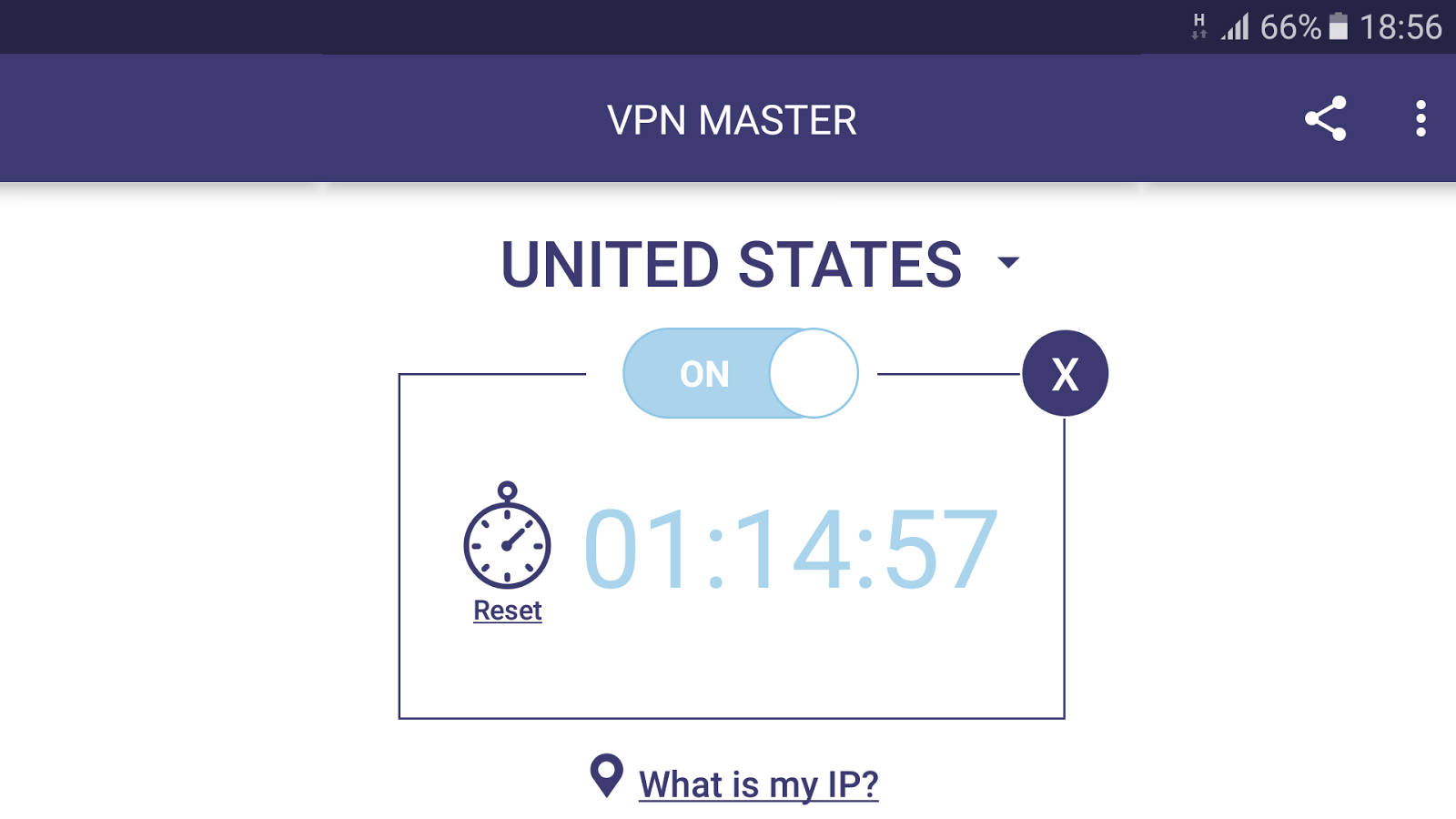 VPN Master Screenshot 5