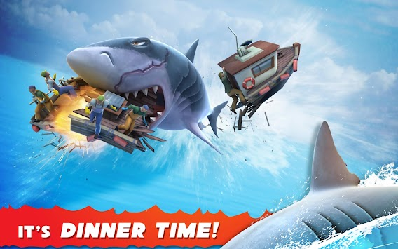Hungry Shark Evolution APK screenshot thumbnail 6
