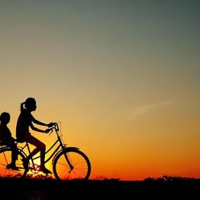FRIENDSHIP by Edi Wibowo - Babies & Children Children Candids