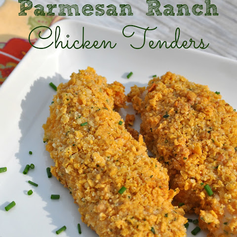 Parmesan Ranch Chicken Tenders