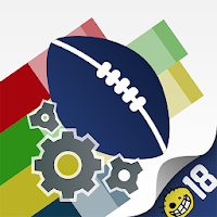 Fantasy Football Lineup Dominator 2018 on PC / Windows 7.8.10 & MAC