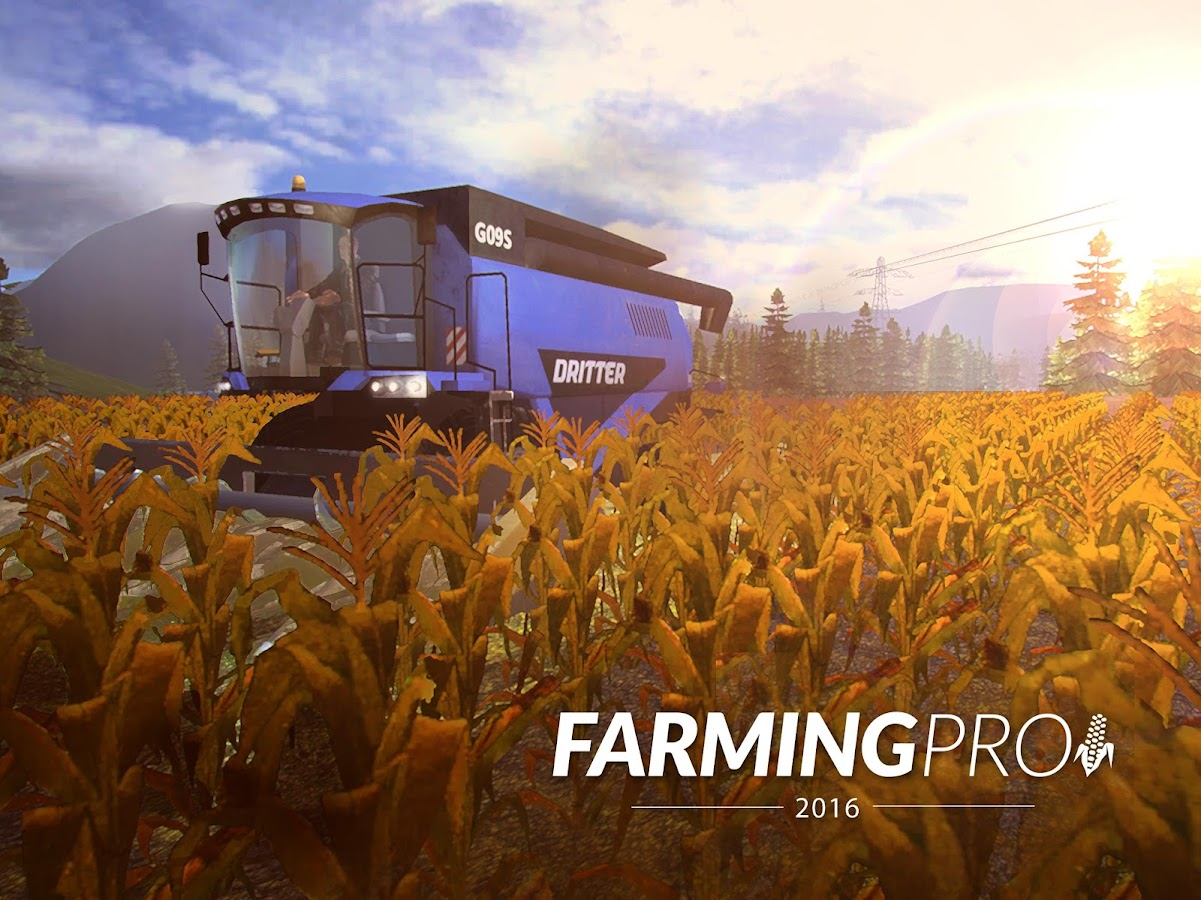 Farming PRO 2016 Screenshot 5