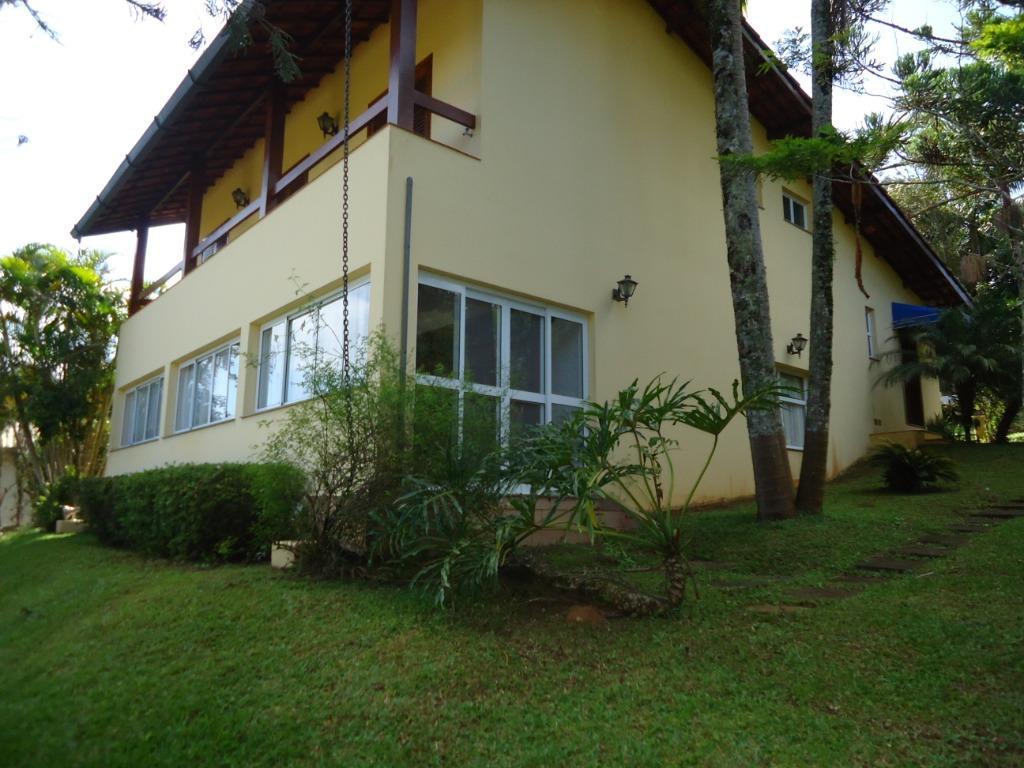 #Casa de Campo Condomínio Fechado em São Roque.