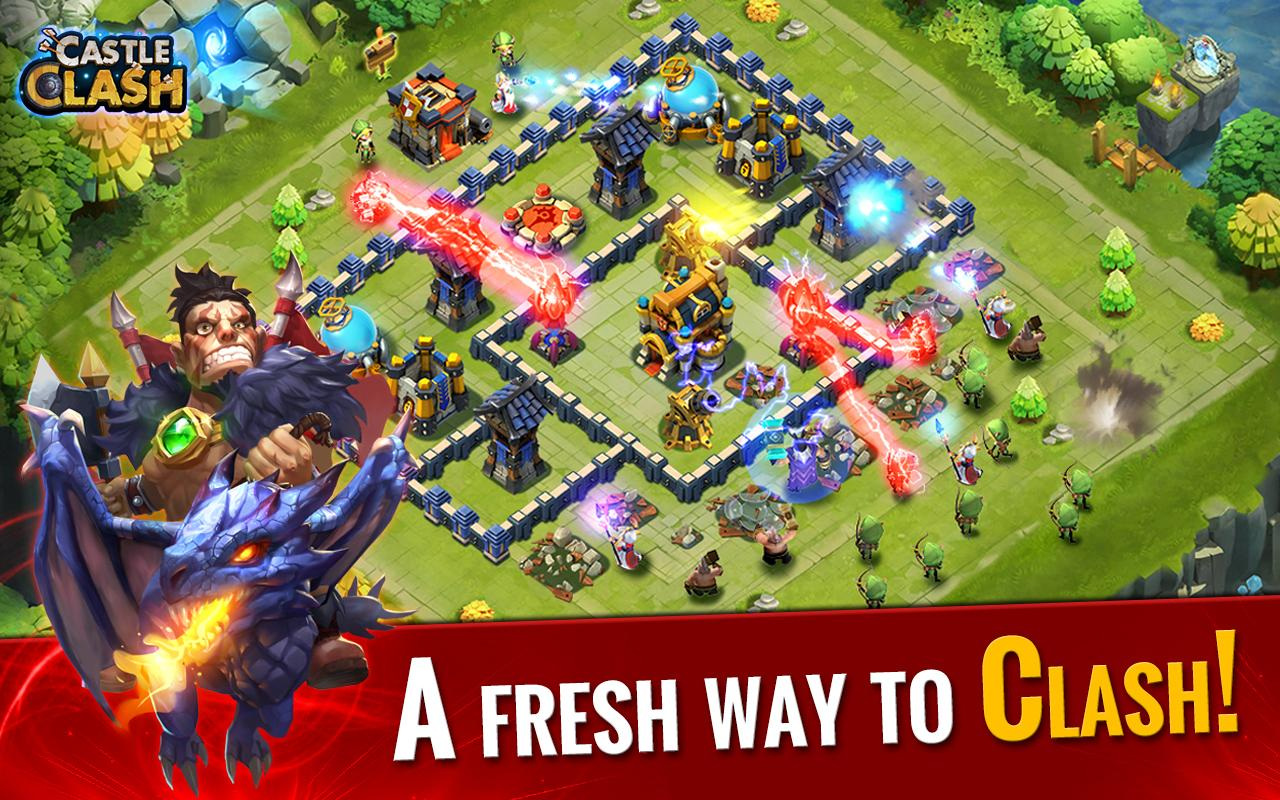Castle Clash: Rise of Beasts Screenshot 10
