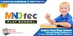 Let future follow your GENIUS at MiND tec Top Play School in Rajajipuram Luc