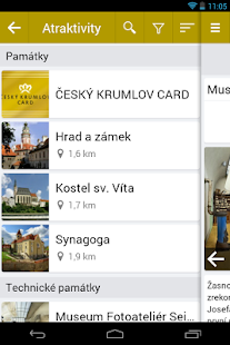 The City of Český Krumlov - screenshot