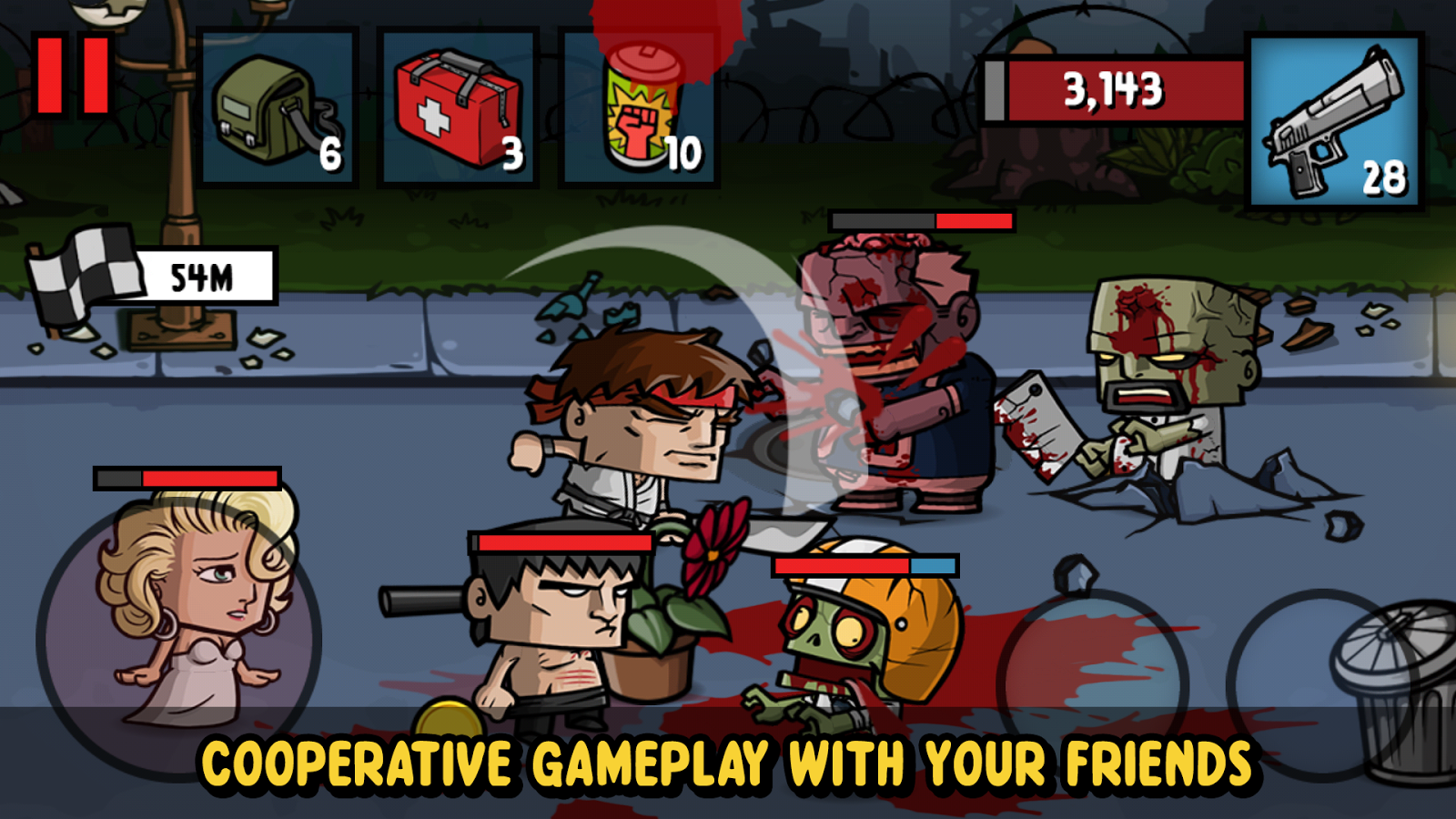 Zombie Age 3 Screenshot 9