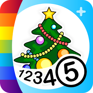 Color by Numbers - Christmas + For PC / Windows 7/8/10 / Mac – Free Download