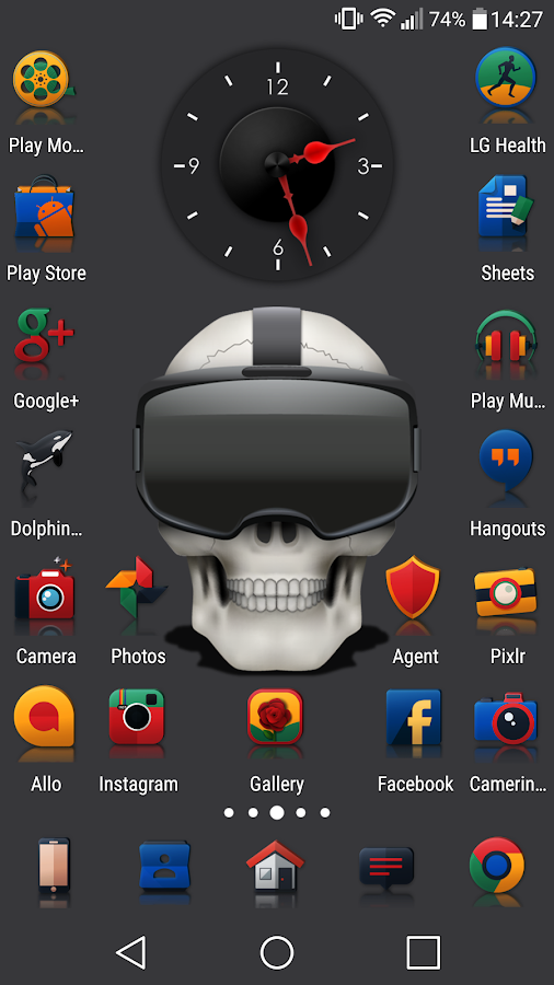Reflector - Icon Pack Screenshot 5