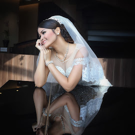 by Edo Slamet - Wedding Bride