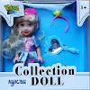 "миниатюра Кукла ""Collection Doll"" Виктория набор"