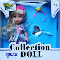 "Кукла ""Collection Doll"" Виктория набор"