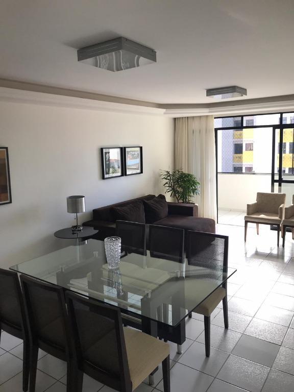 Apartamento com 3 dormitórios à venda, 117 m² por R$ 445.000 - Tambauzinho - João Pessoa/PB