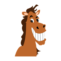 HorseMoji: Equestrian Emoji For PC (Windows And Mac)