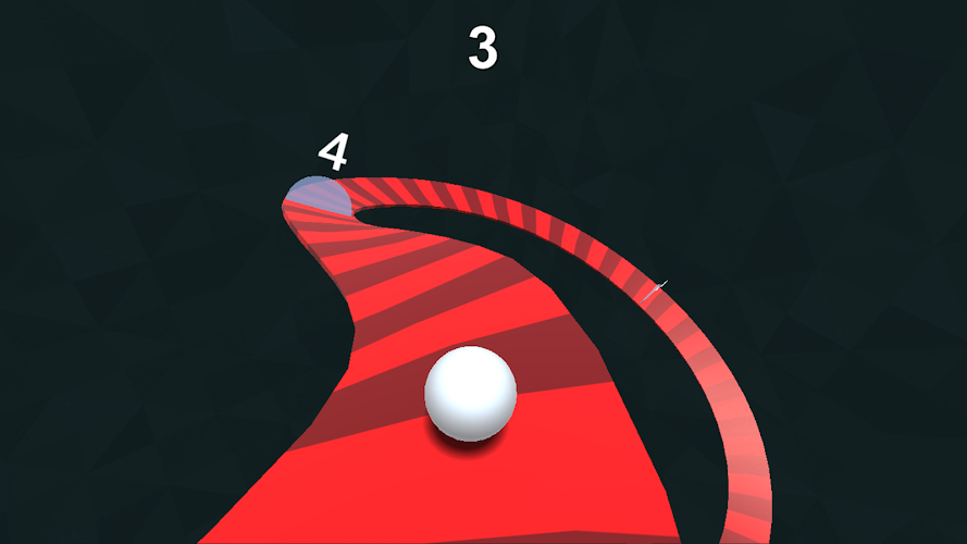 Twisty Road! Android App Screenshot