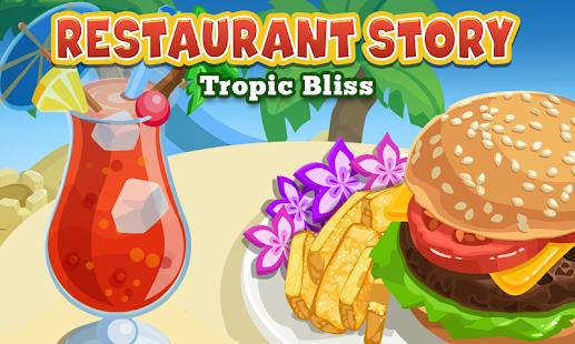 Restaurant Story: Tropic Bliss for pc
