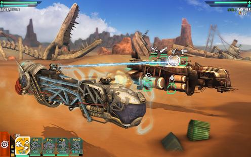 Sandstorm: Pirate Wars (Unlimited Energy)