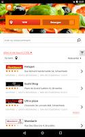 Screenshot of Pizza.be