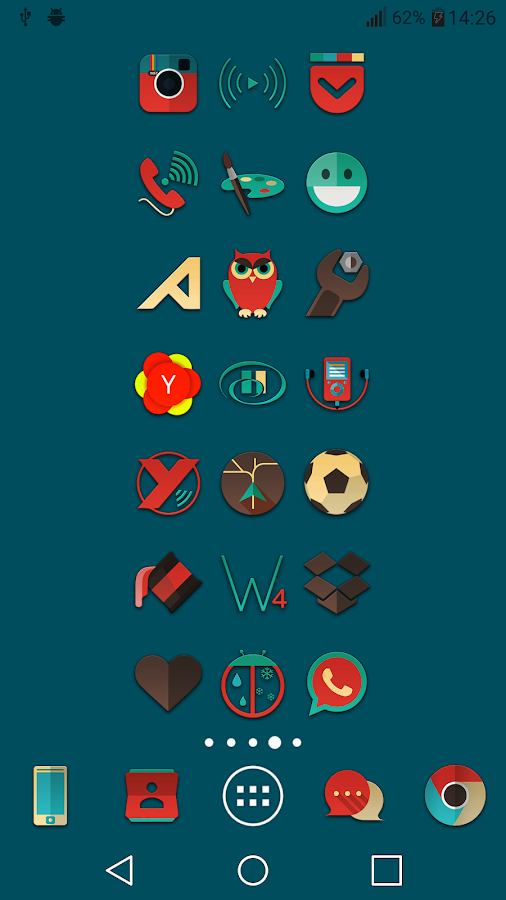 Retricon - Icon Pack Screenshot 1