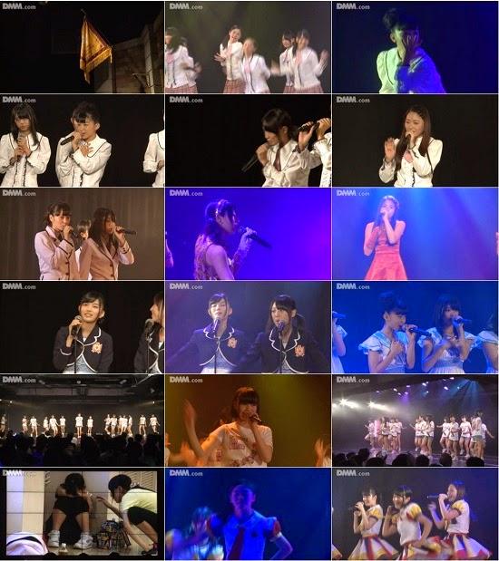 "(LIVE)(公演) AKB48 チーム8 ""PARTYが始まるよ"" 公演 140806"