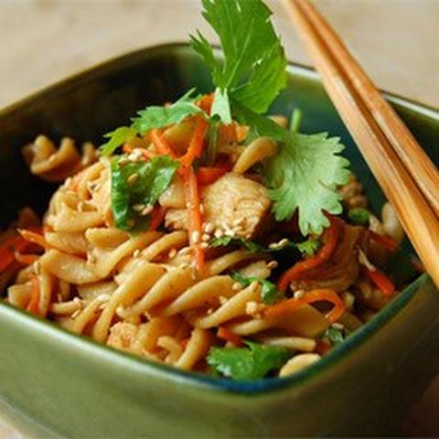Black Sesame Seed Pasta Salad Recipes | Yummly