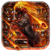App Flame Horse Keyboard Theme 10001002 APK for iPhone