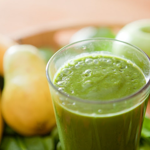 GREEN Breakfast Fruit Smoothie