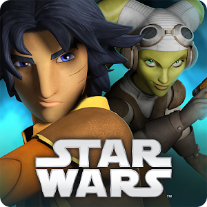 Cover art Star Wars Rebels: Missions