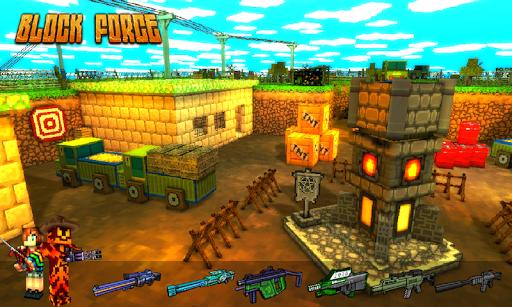 Block Force - Cops N Robbers screenshot 1