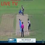 Cricket Live Tv; Sports Mobile Icon