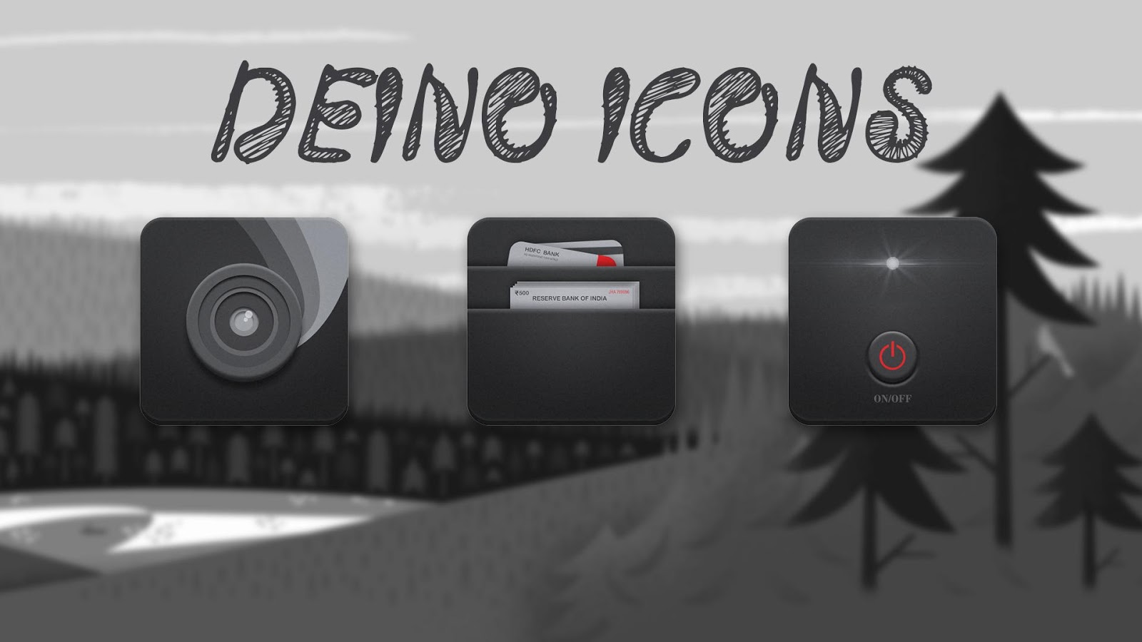 Deino Icons Screenshot 9