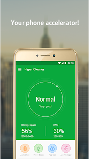Hyper Cleaner android apps download
