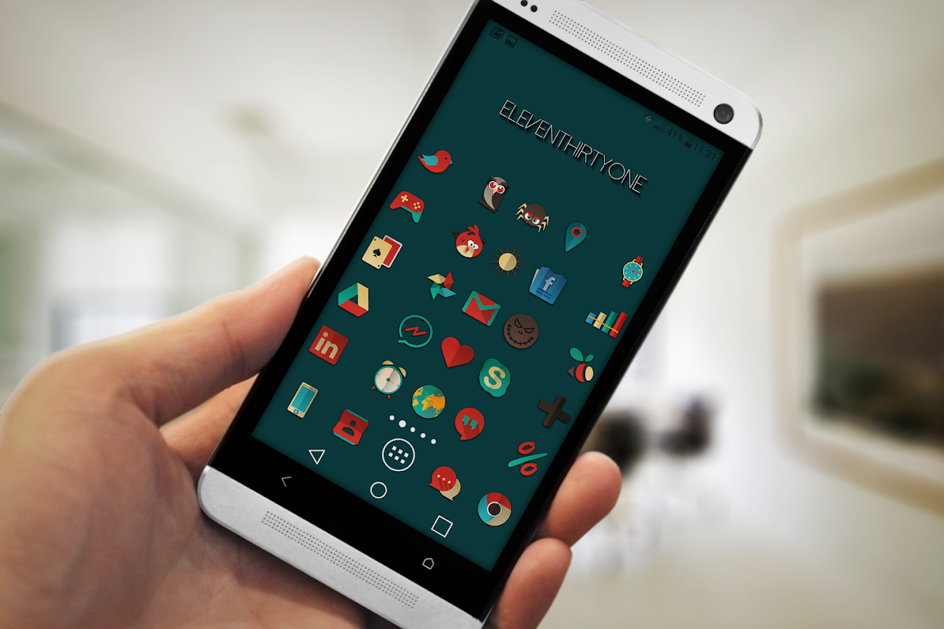 Retricon - Icon Pack Screenshot 7
