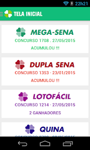 Loteria - screenshot