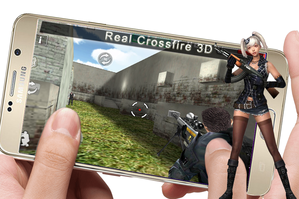 Crossfire offline Screenshot 2