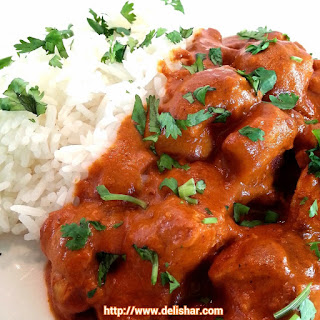 Chinese Butter Chicken Recipes