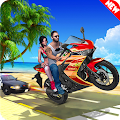 Game Theft Bike Drift Racing APK for Kindle