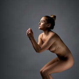 © Rampix Photography by Riaan Rampix - Nudes & Boudoir Artistic Nude ( shoes, nude, rampix photography, fine art, @rampix_mk, ballet, dance, #rampix )