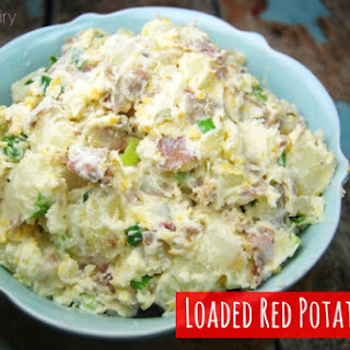 Loaded Red Potato Salad Recipes