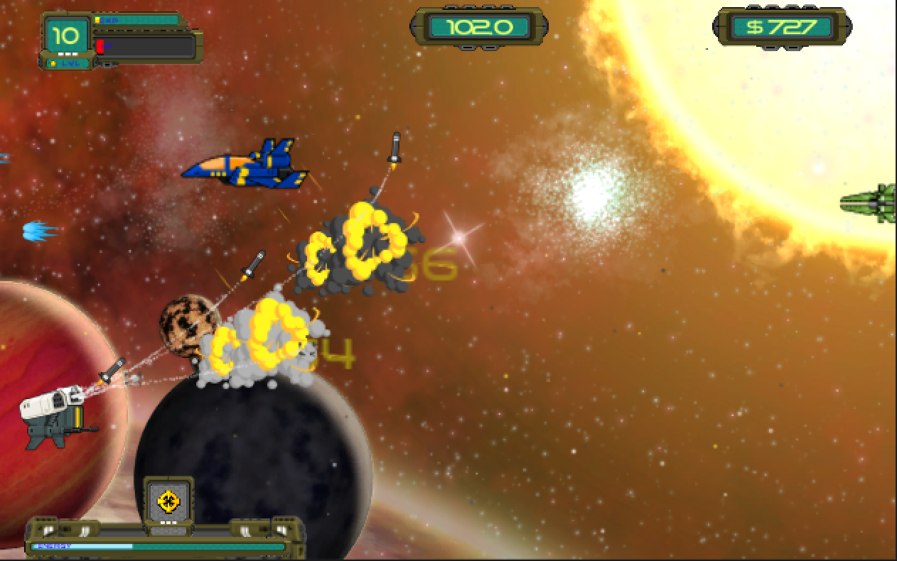 Spa-Cee Screenshot 3