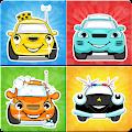 Cars memory game for kids APK for Bluestacks